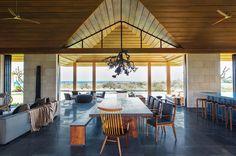 Paradise Found: A Minimal, Modern Home in Hawaii - Home Tour - Lonny Bali Resort, Bungalow, Hawaiian Homes, Hawaiian Decor, Surf House, Bali House, Refuge, Villa, Decoration Design
