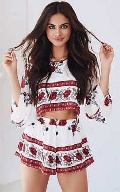 Cute Two Piece Set Source