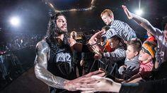 WWE Live Event in Liverpool, U.K. (11/8/15)