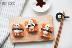 There are hills and bikes here • zip-a-deedoodle: Baymax Sushi!