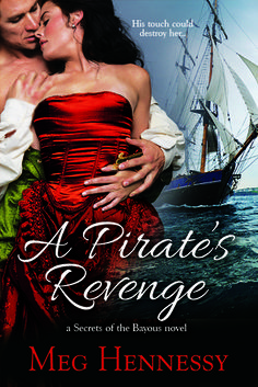 Books Eater: Review: A Pirate's Revenge by Meg Hennessy