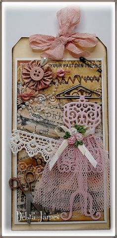 Debra James: sew easy....