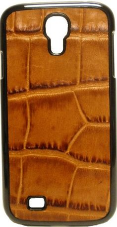 (3DB-PH747) Gator Brown Samsung Galaxy S4 Snap-on Shell Case