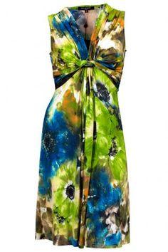 Ilse Jacobsen | Ilse Jacobsen Dress Evergreen Womenswear