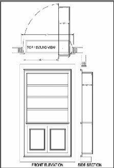 Hidden door bookshelf inredning m bler och hus for Divano davanti porta finestra