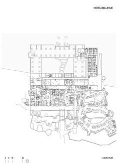 Galeria de Hotel Bellevue / Rusan arhitektura - 15