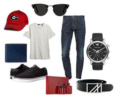 """""""men"""" by eulalia-323 on Polyvore featuring Theory, Dsquared2, Lakai, Emporio Armani, Ace, Mint, Top of the World, Ralph Lauren, Gucci y men's fashion"""