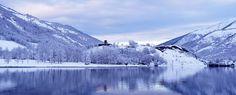 Lac de Génos Loudenvielle par Francis Ferran