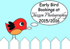 Early Birds Booking for 2015 & 2016 Packages If you're planning a 2015 & 2016 wedding . Get in touch for very exciting deals. We understand that every wedding is different and foremost we like to work with the couple to tailor the photography specifically for your schedule and needs on the day. Call us on +61438 256 808 or email us yazzen@yazzenphotography.com.au Early Bird, Special Day, Schedule, Birds, Touch, Couple, How To Plan, Photography, Wedding