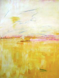Color Vibration in Yellow, Terrie Boruff Yeatts