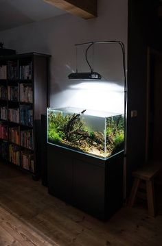 How to make an aquarium itself. This is the first part of which we consider we need materials tools.