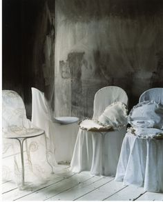 Chair covers...