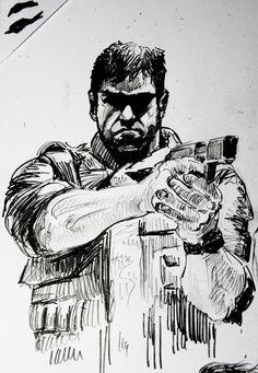 sketch by F.Colafella