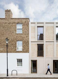 Minimal Architecture, Brick Architecture, Contemporary Architecture, Contemporary Building, Contemporary Cottage, Contemporary Apartment, Contemporary Bedroom, Contemporary Chandelier, Contemporary Wallpaper