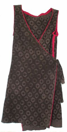 Idea for garment - Sophie MORILLE designer textile
