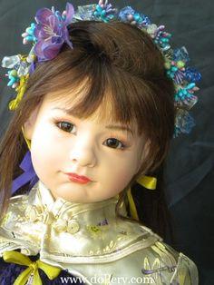 Dolls by Maja Bill   <3