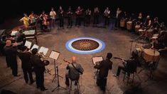 Himno Nacional Argentino con instrumentos autóctonos