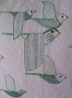 Embroidery ... Bordado...
