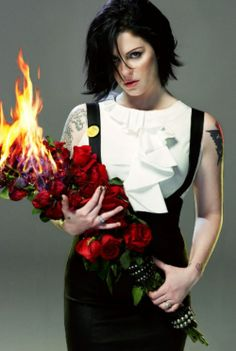 Brody Dalle. Spinnerette.
