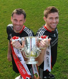League Cup winner with #LFC for the third time in 2012 #Carra