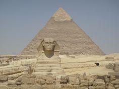 Egito, Pirâmides de Giza, Julho 2009