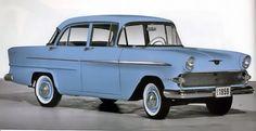 1959 Vauxhall Victor F LHD (US) 1.5L 4-Cylinder OHV Engine