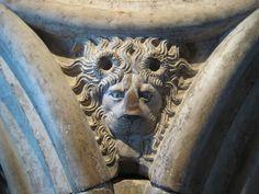 lion statue in Venice, Italy