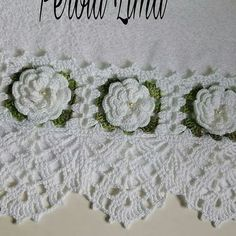 Super Ideas for crochet lace hat pattern stitches Crochet Lace Edging, Crochet Borders, Thread Crochet, Crochet Trim, Crochet Doilies, Crochet Yarn, Crochet Stitches, Crochet Hat With Brim, Crochet Mittens Free Pattern