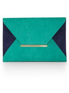 BCBG clutch - Best Holiday Accessories 2012