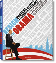 Libros TASCHEN: Design for Obama. A Grassroots Anthology