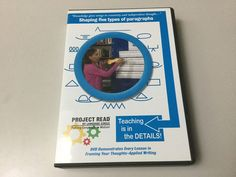 FRAMING YOUR THOUGHTS DVD, APPLIED WRITING, UNITS 1, 2, 3, DVD GUIDE, SENTENCE S #ProjectRead