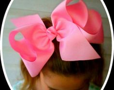 big hair bows