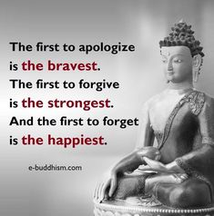 True forgiveness will only be achieved when you learn the art of forgiving and forgetting. Learn the 4 people that need your forgiveness today.