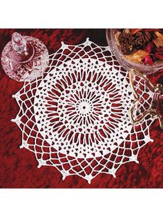 Five-Hour Doily