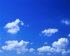 Blue Sky Clouds | The Friday Forum - September 21