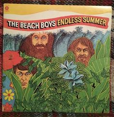 The Beach Boys  Endless Summer Greatest Hits 2x LP by chezToulouse