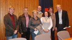 Mit Renate Hendricks bei der SPD in Wipperfürth