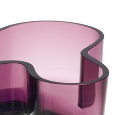 Aalto vase Iittala Lilac, Purple, Pink, Alvar Aalto, Classic Furniture, Finland, Vases, Burgundy, Happiness