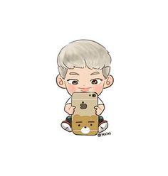 Fan art RM TWT