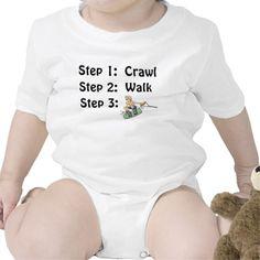 Baby Newborn Wakeboard Creeper Rompers $17.95