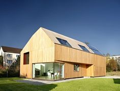 Haus Gaedtke in Lucka  Architekten: Atelier ST Schellenberg Thaut