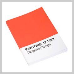 Tangerine Tango for 2012
