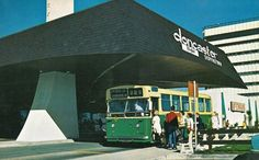 Old bus stop-Doncaster Westfield-Melbourne