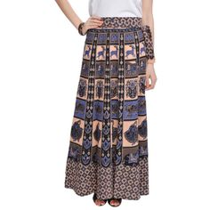 Black net printed free size skirts | Skirts, UX/UI Designer and Black