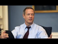 O'Malley hits Hillary from the Left...