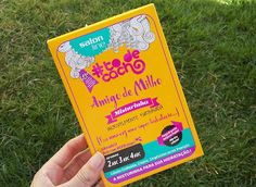 Love a good read? Grab your cuppa for this one. ☕️ Resenha: Amigo de Milho da Salon Line  http://cacheadadenovoblog.blogspot.com/2017/03/resenha-misturinha.html?utm_campaign=crowdfire&utm_content=crowdfire&utm_medium=social&utm_source=pinterest