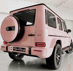 Fancy Cars, Cool Cars, My Dream Car, Dream Cars, Mercedes G Wagon, Mercedes Sls, Mercedez Benz, Girly Car, Lux Cars