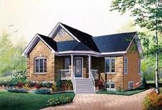 Although small house floor plans are limited with floor area this is
