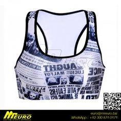 2c57102370 New Brands Women Bra Seamless Sports Bra Padded Crop Top Braq For Women  Running Gym Ladies Bralette