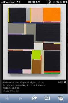 Art Sites, Abstract Art, Projects To Try, Chelsea, Blog, Nyc, Space, Display, New York
